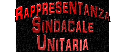 Rappresentanza sindacale unitaria