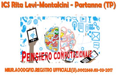 BANNER PON PENSIERO COMPUTAZIONALE
