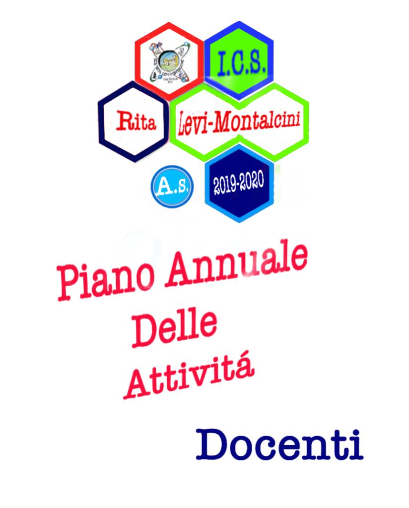 COPERTINA PIANO ATTIVITA DOCENTI
