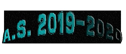 A.S. 2019-2020
