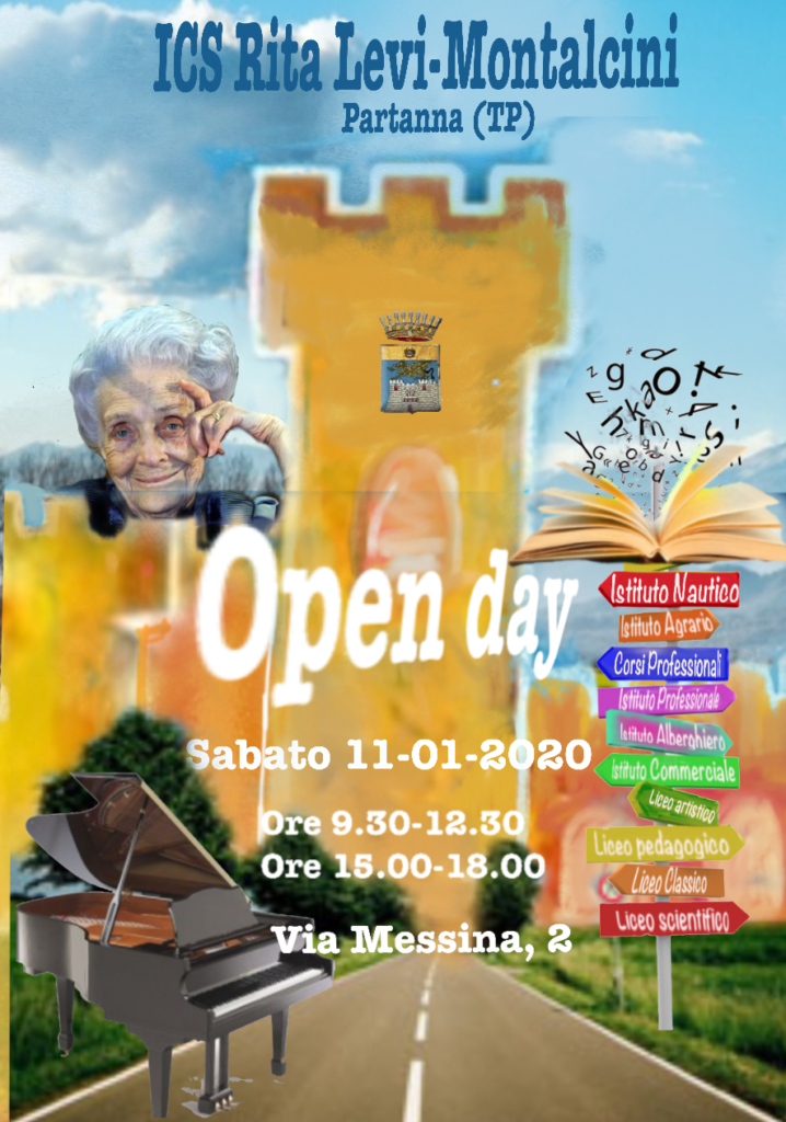OPEN DAY CLASSI TERZE SECONDARIA