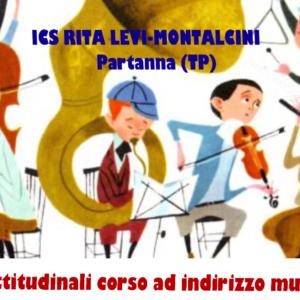 TEST ATTITUDINALI CORSO INDIRIZZO MUSICALE