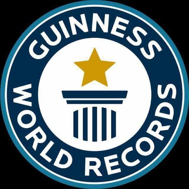 GUINNESS WORLD RECORD COPERTINA